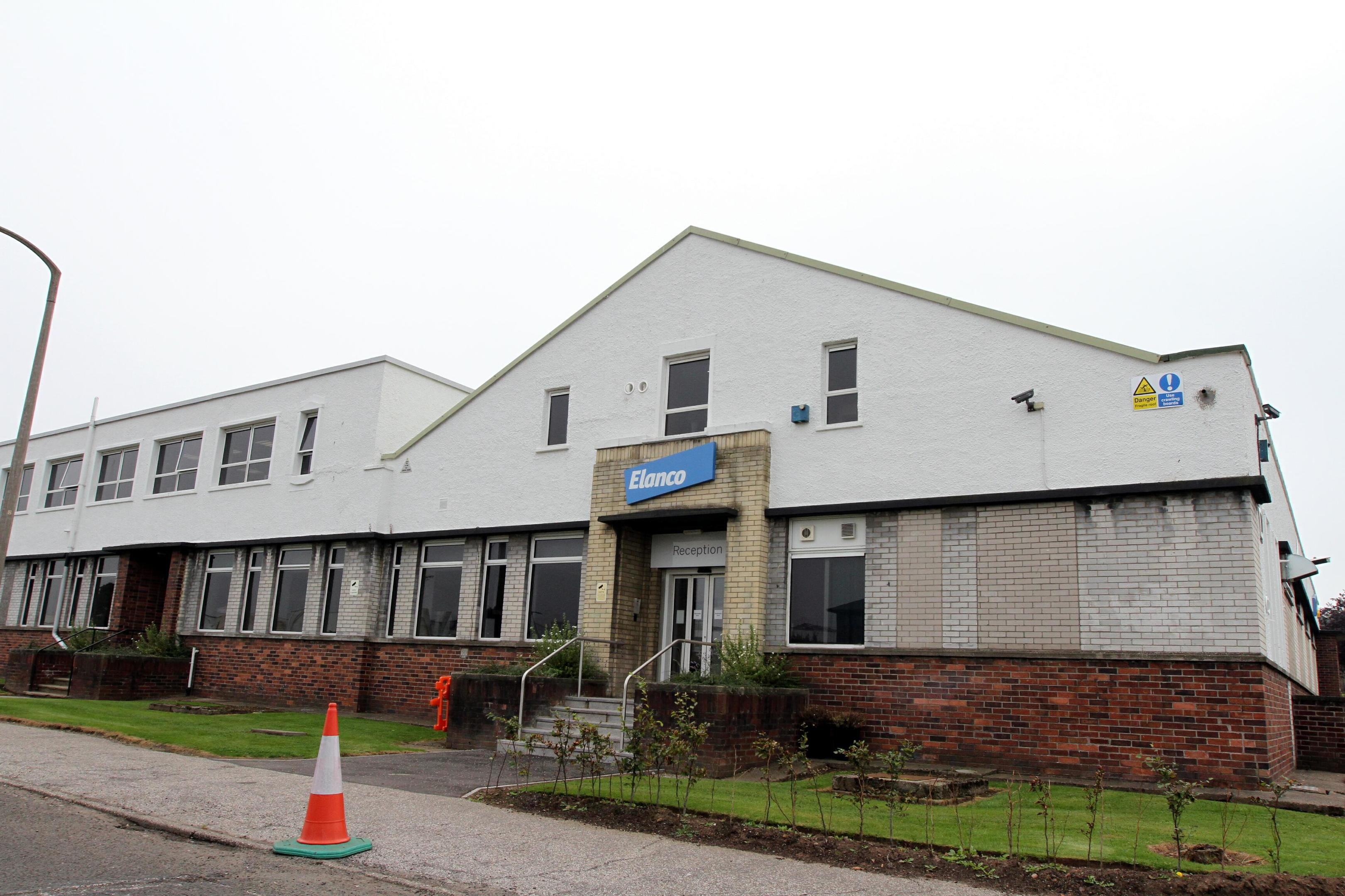 The former Elanco Animal Health site at Dunsinane Industrial estate has been bought over by New Zealand-based Argenta