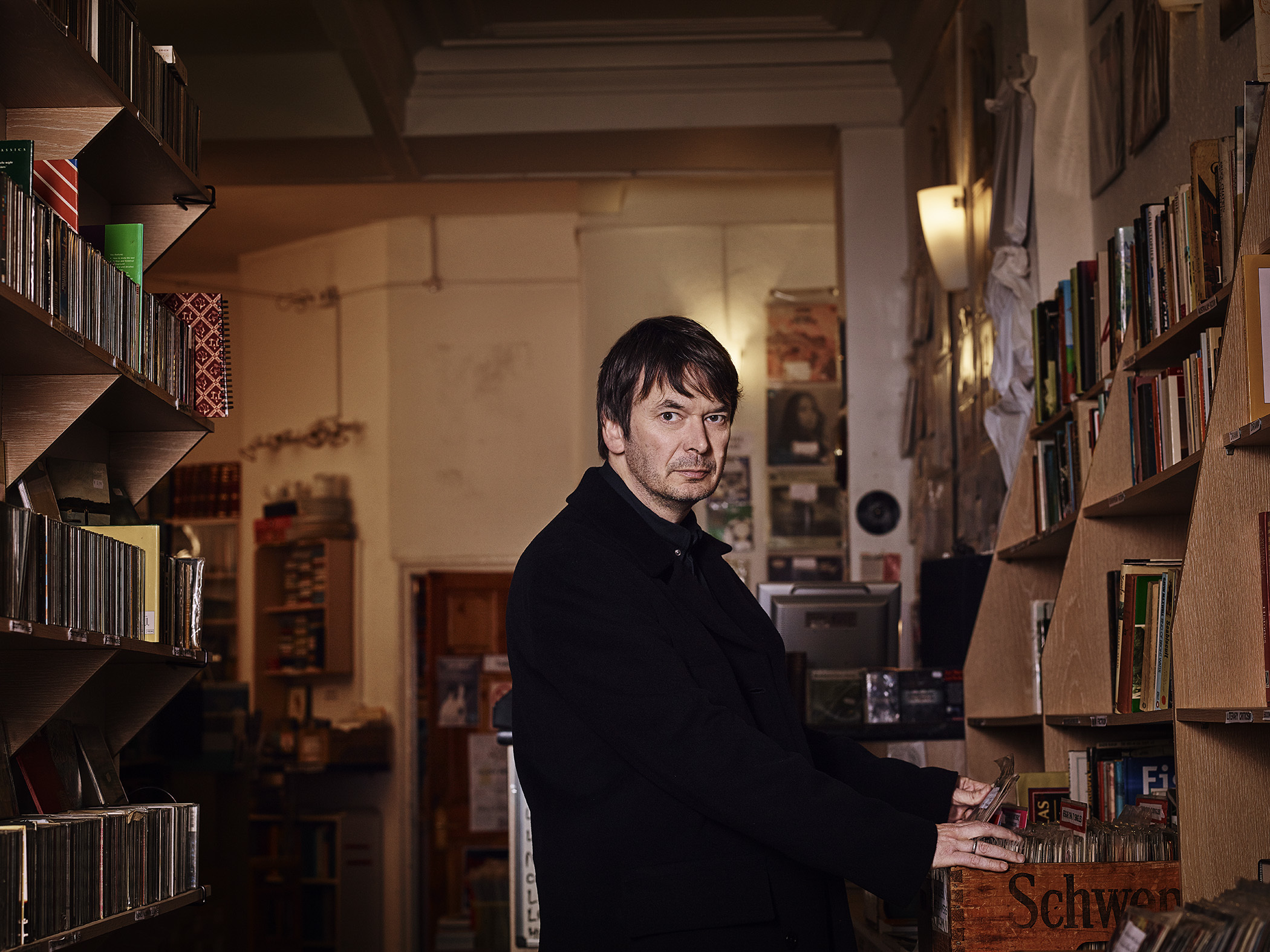 Fife's Ian Rankin has helped make crime fiction more popular than ever before in Scotland.