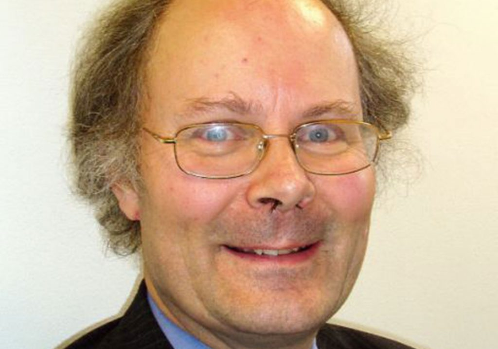 Professor John Curtice of Strathclyde University