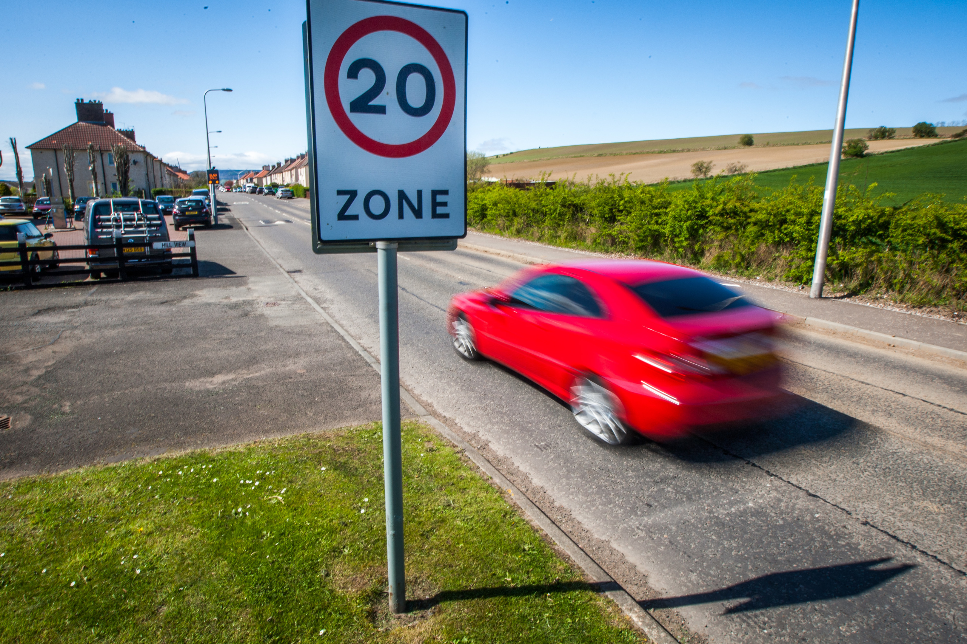 MSP Mark Ruskell is campaigning for more 20mph zones in Scotland.