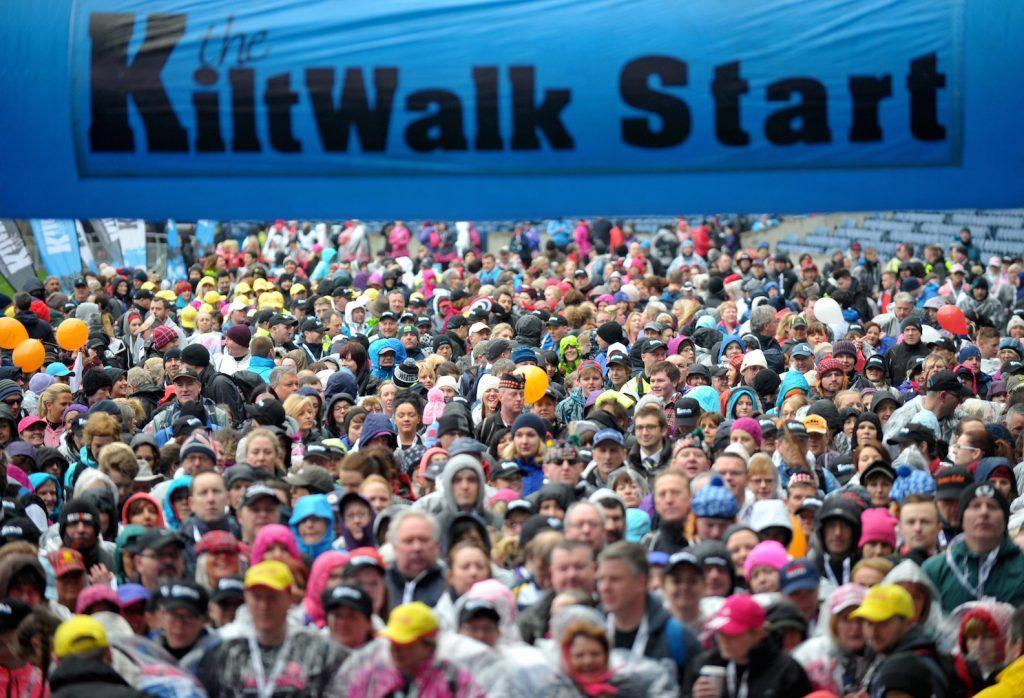 2015 Kiltwalk, Edinburgh.© Lesley Martin photography 2015