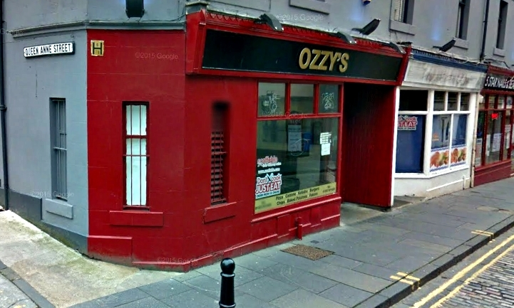 Ozzy's in Bruce Street was one of the takeaways that lost money to the serial thief.