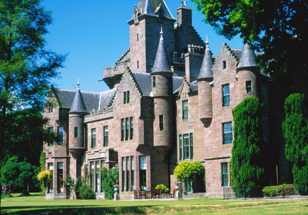 Guthrie Castle.