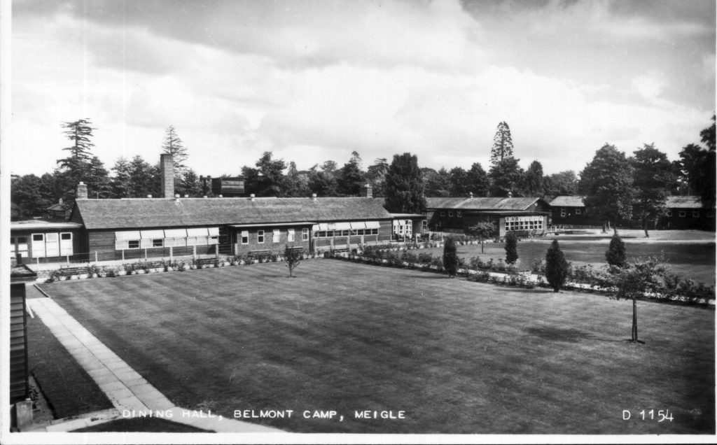 The Belmont Camp.