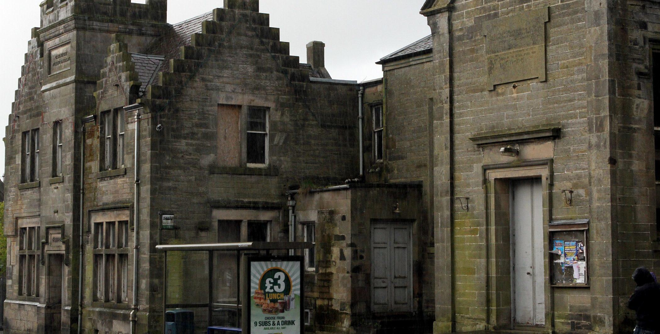 Kinross Town Hall.