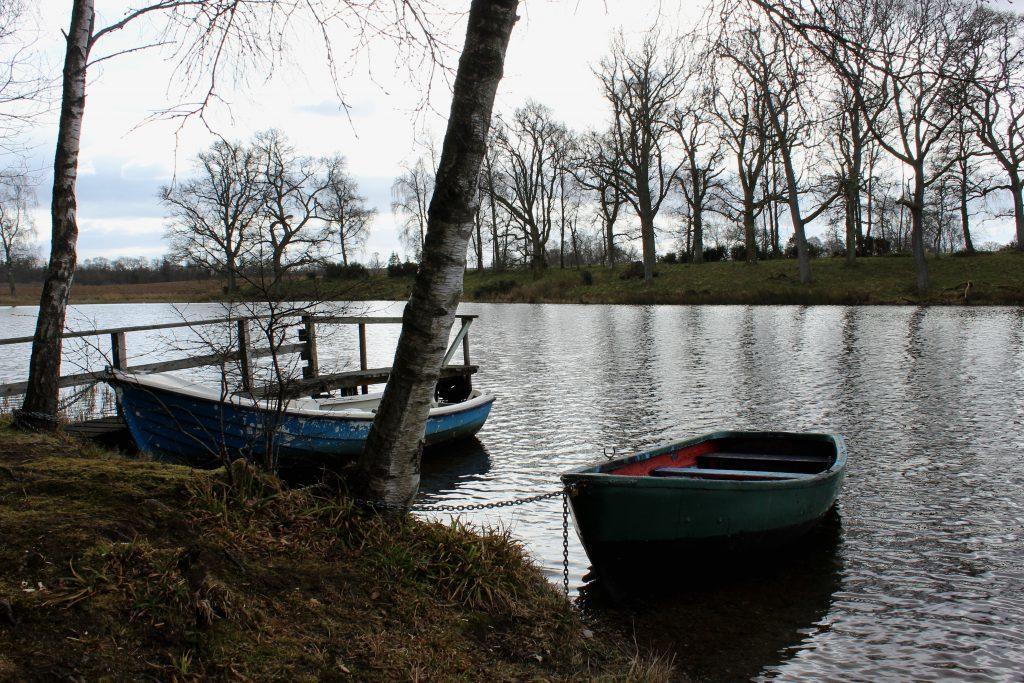 2 - Boats on Rohallion Loch - James Carron, Take a Hike