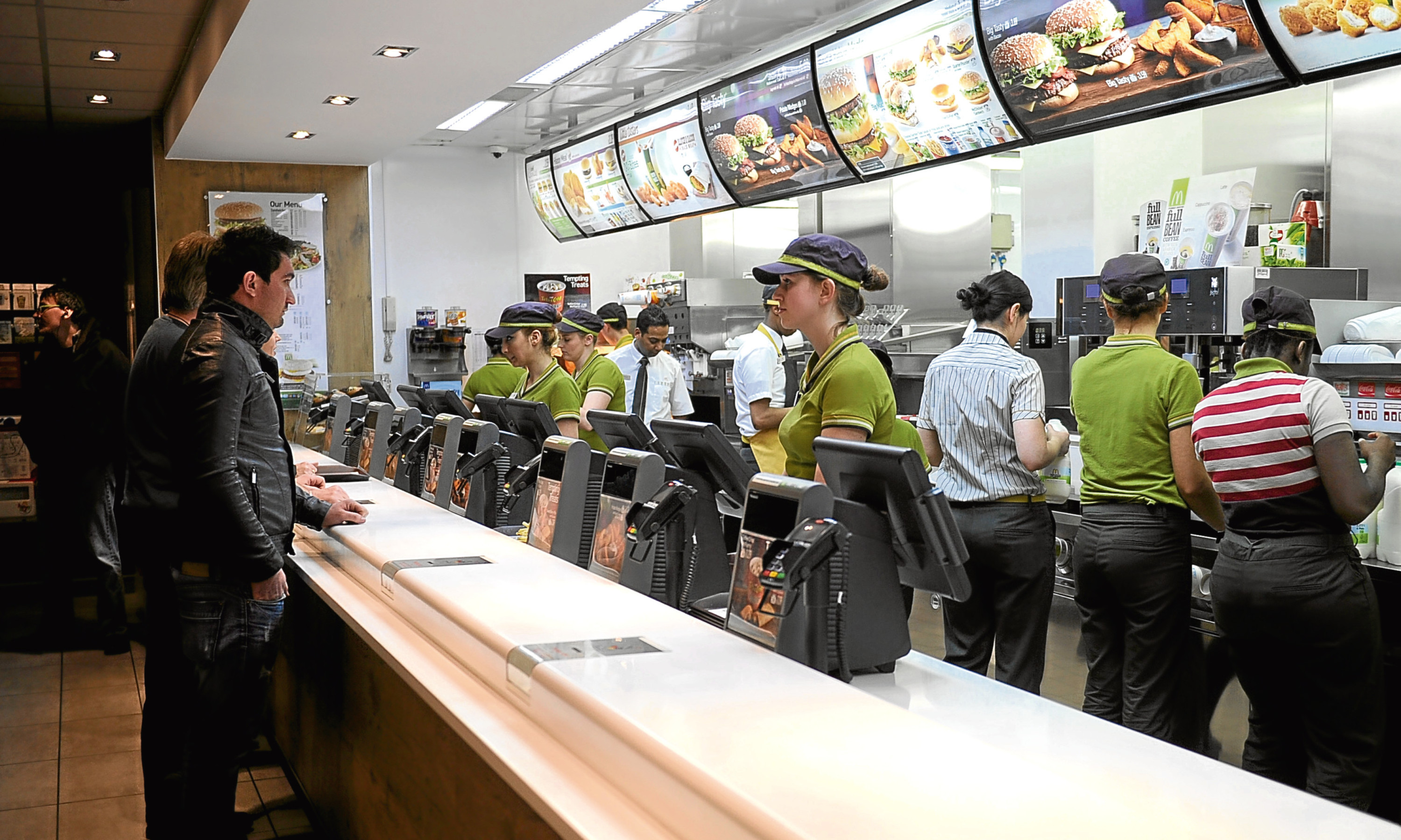 McDonalds have trialled 'fully flexed' contracts for workers on zero hours to limited success