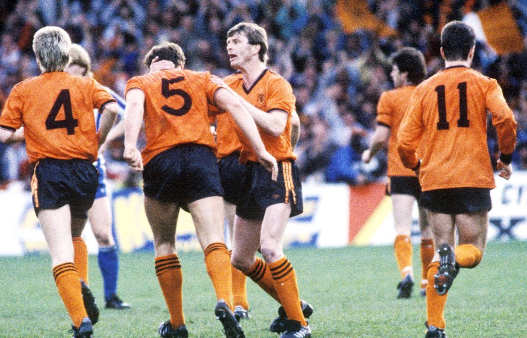 Scottish teams must strive for European glory like Dundee United in 1987.