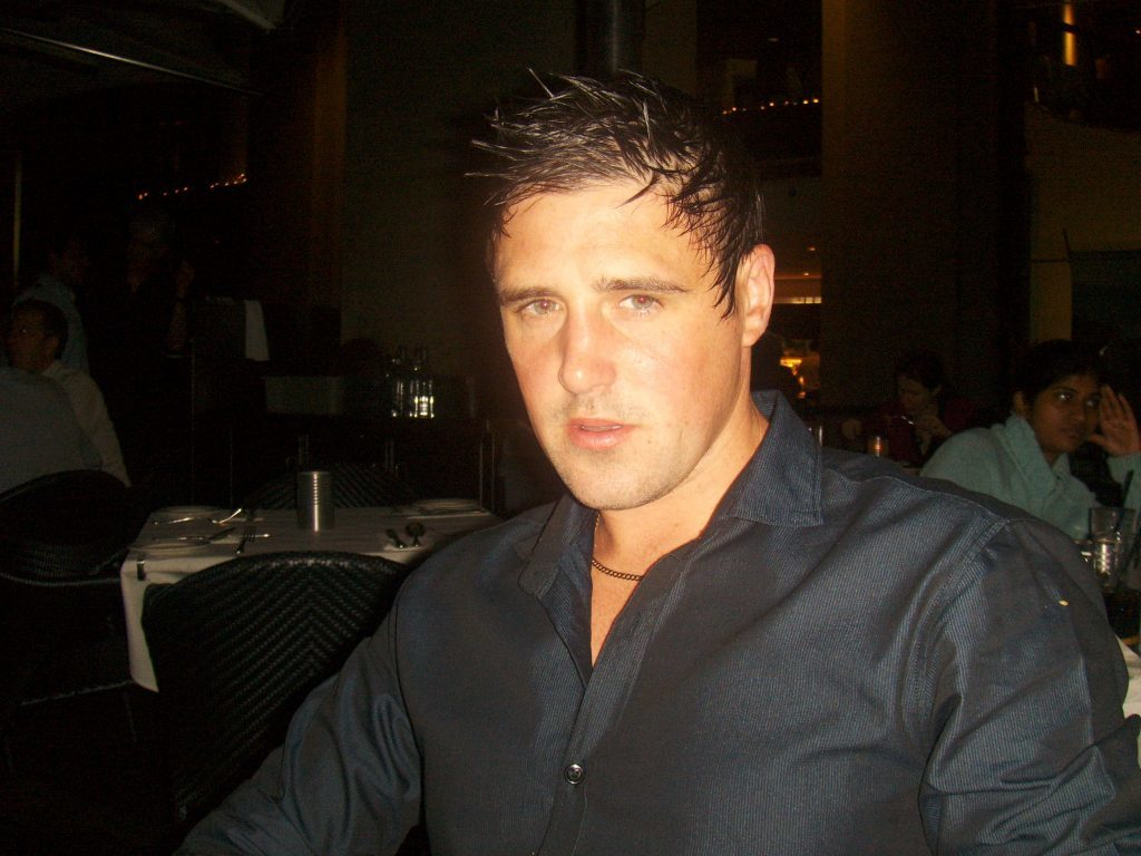 Barry McLean, who died after being stabbed on May 28 2011