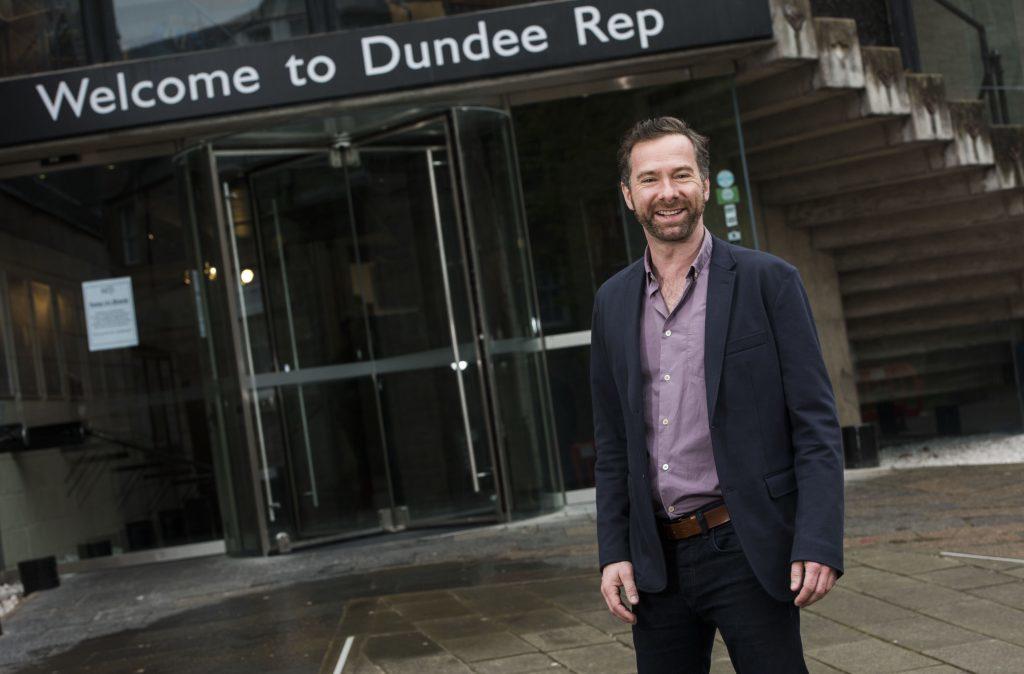 Andrew Panton, Artistic Director at Dundee Rep