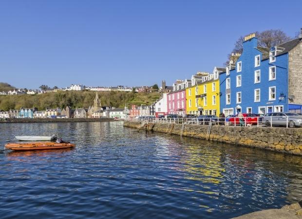 Isle of Mull - Inner Hebrides of Scotland