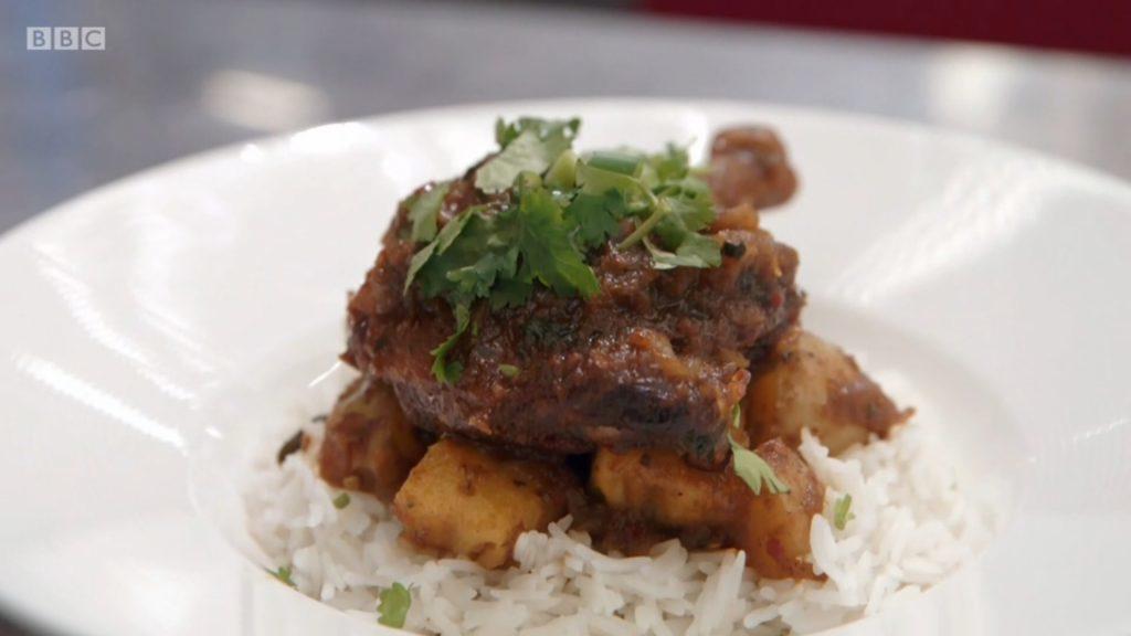 Brodie's duck massaman curry