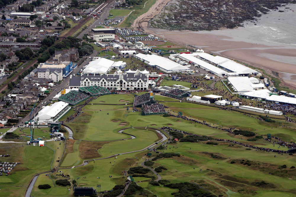 The Open Championship returns to Carnoustie in 2018