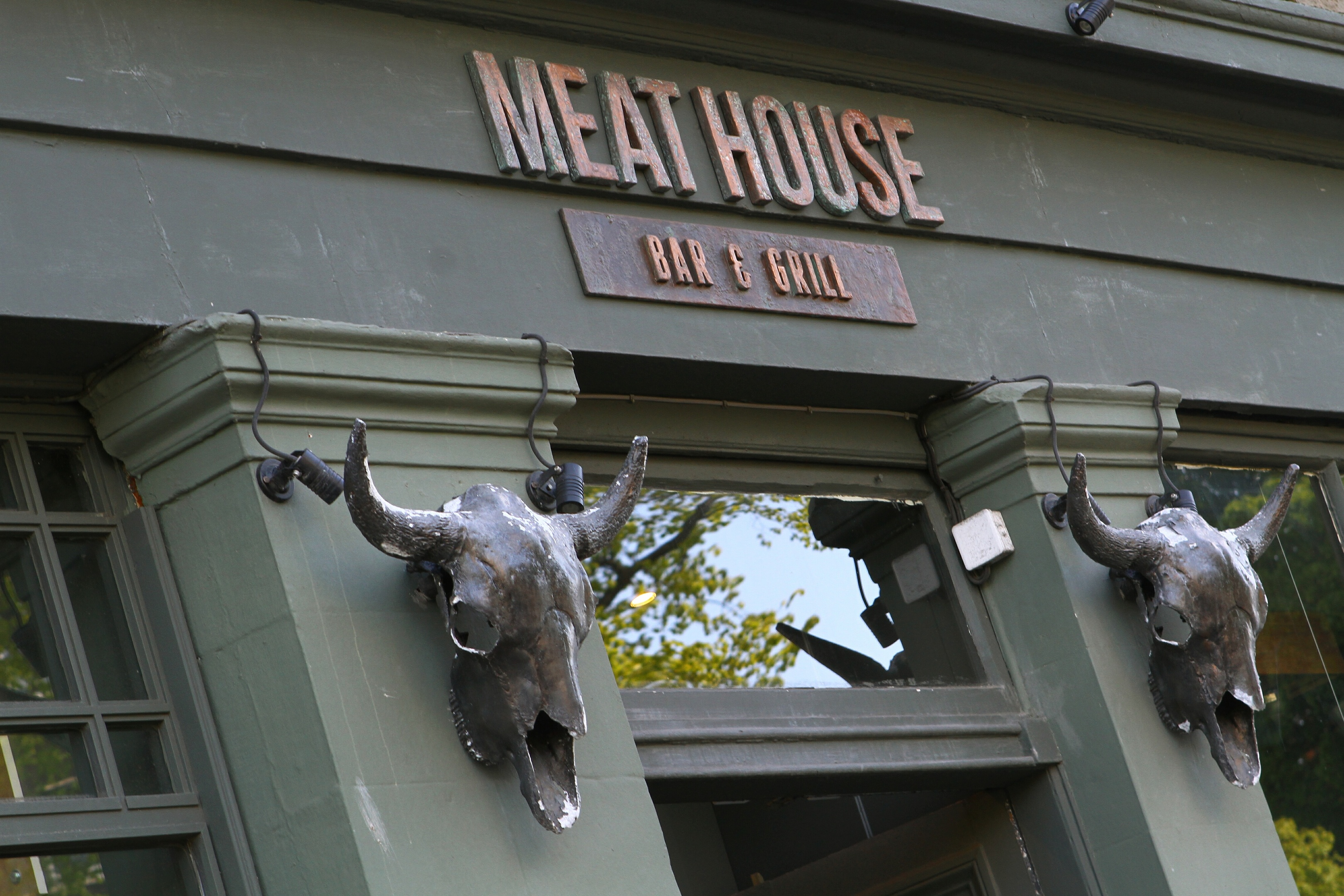 The Meat House restaurant closed suddenly at the end of January.