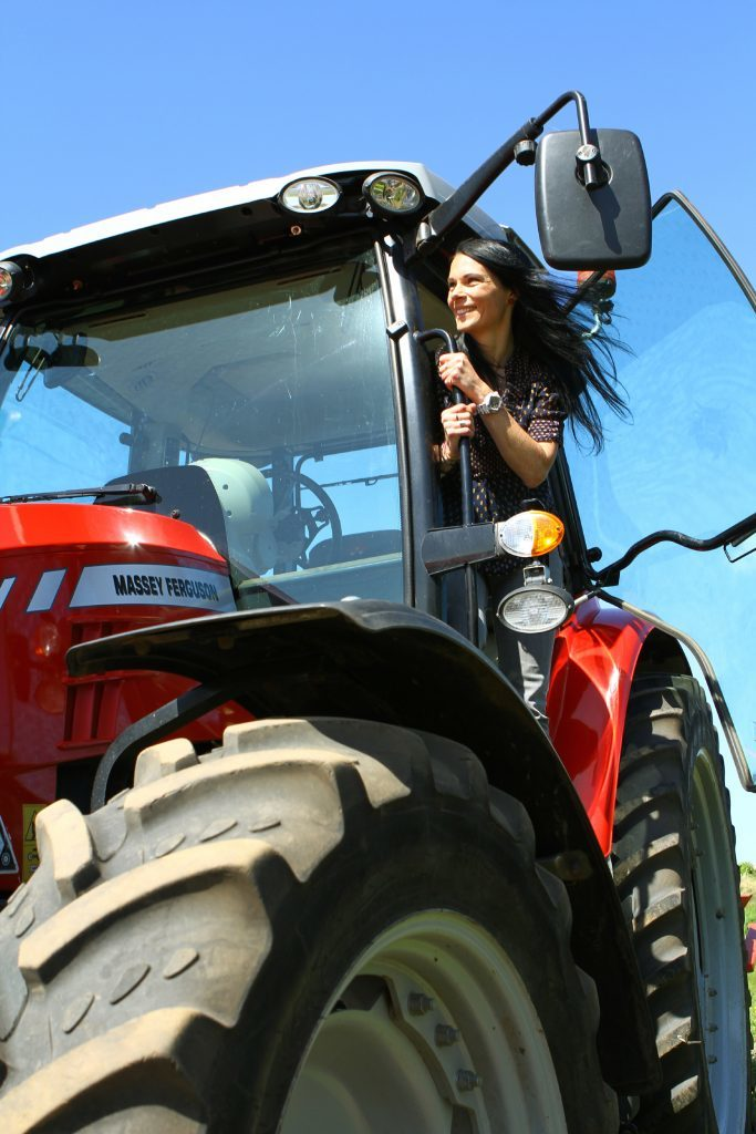 Could a career in farming be on the cards for Gayle?