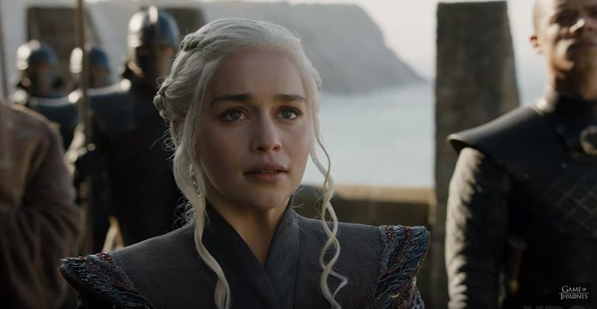 Game of Thrones season seven trailer stills. Credit: HBO official season seven trailer.