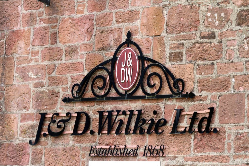 J&D Wilkie, Kirriemuir
