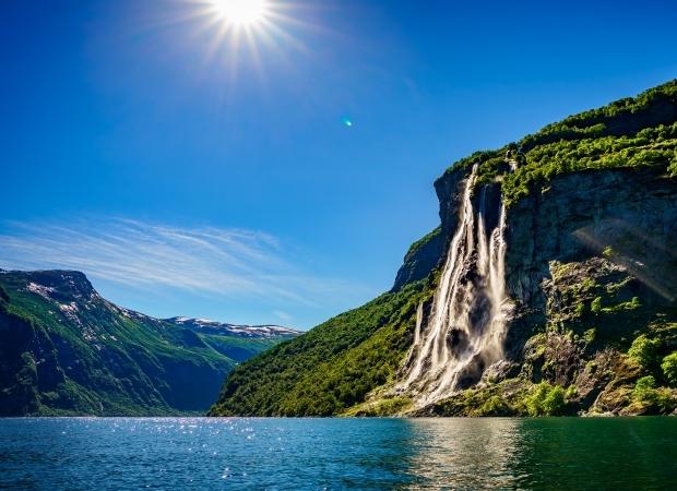 Majestic Fjords Cruise Image