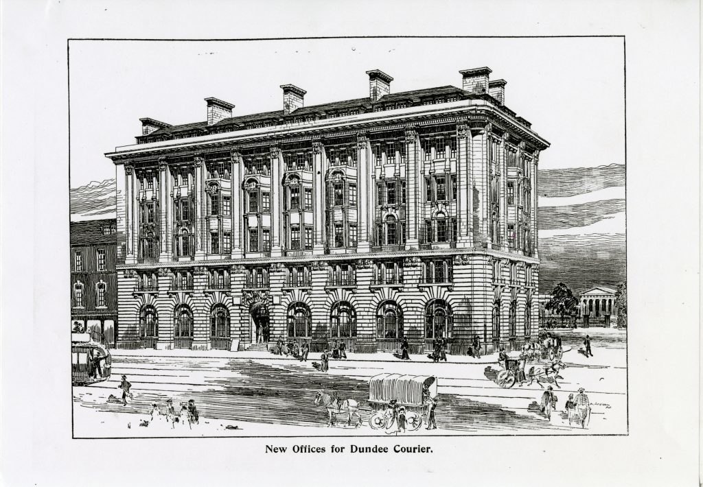 The original 1905 drawings for the building.