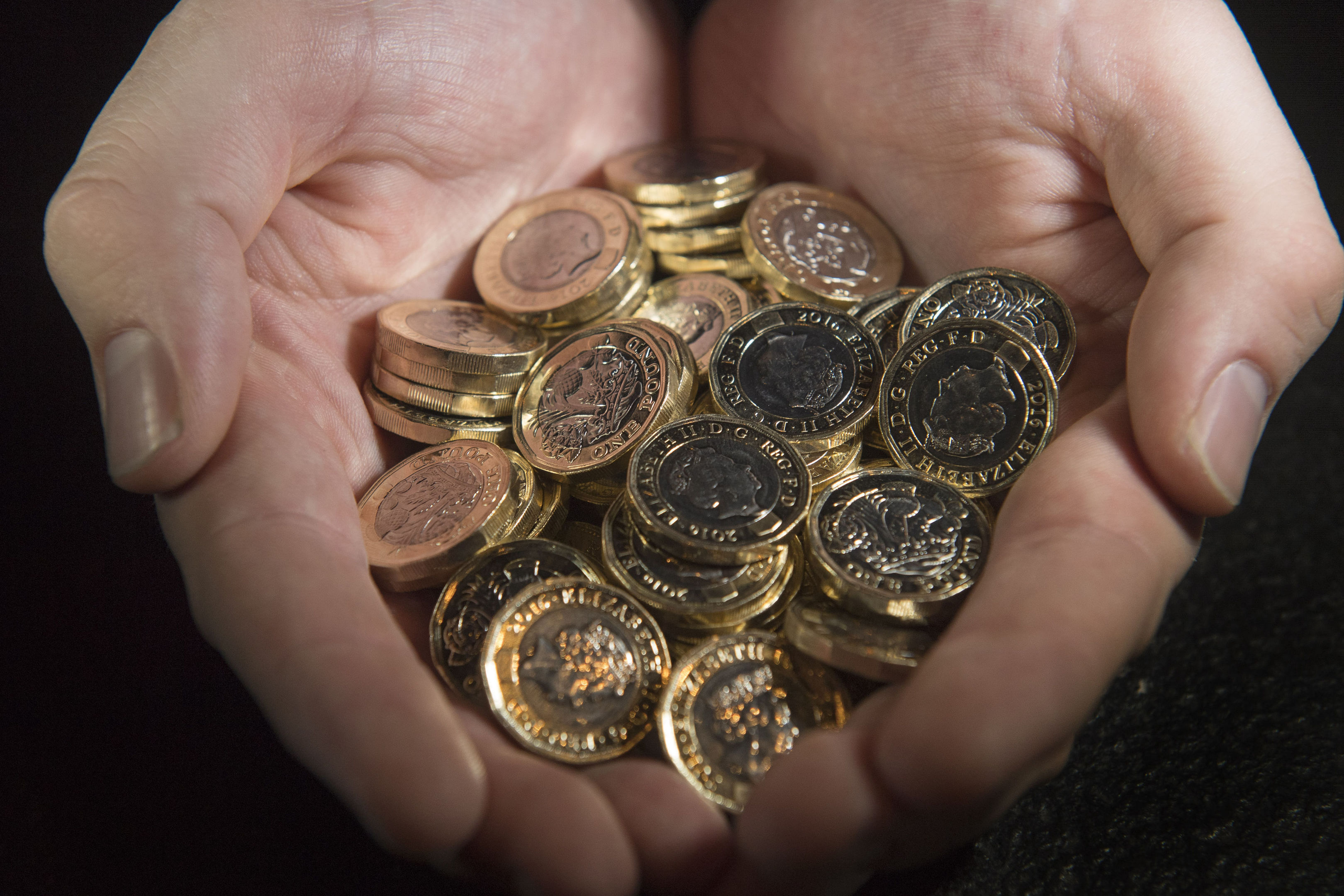 It is thought the Mint's focus on production of the new £1 coin might have been a factor.
