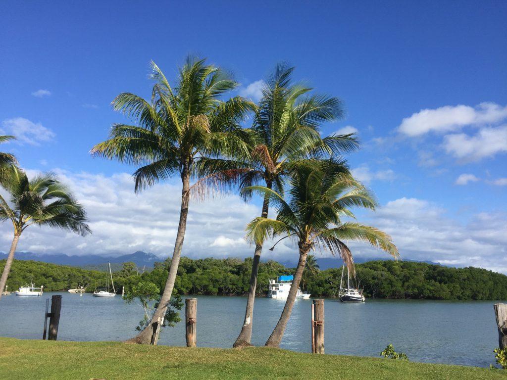 Port Douglas in Tropical Queensland.