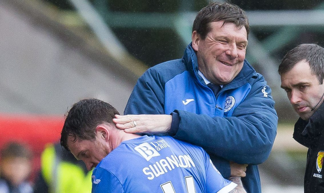 Tommy Wright has brought back Danny Swanson.