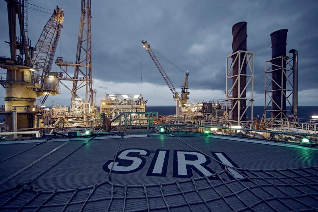 The Siri platform is part of the parcel of assets that INEOS is to acquire
