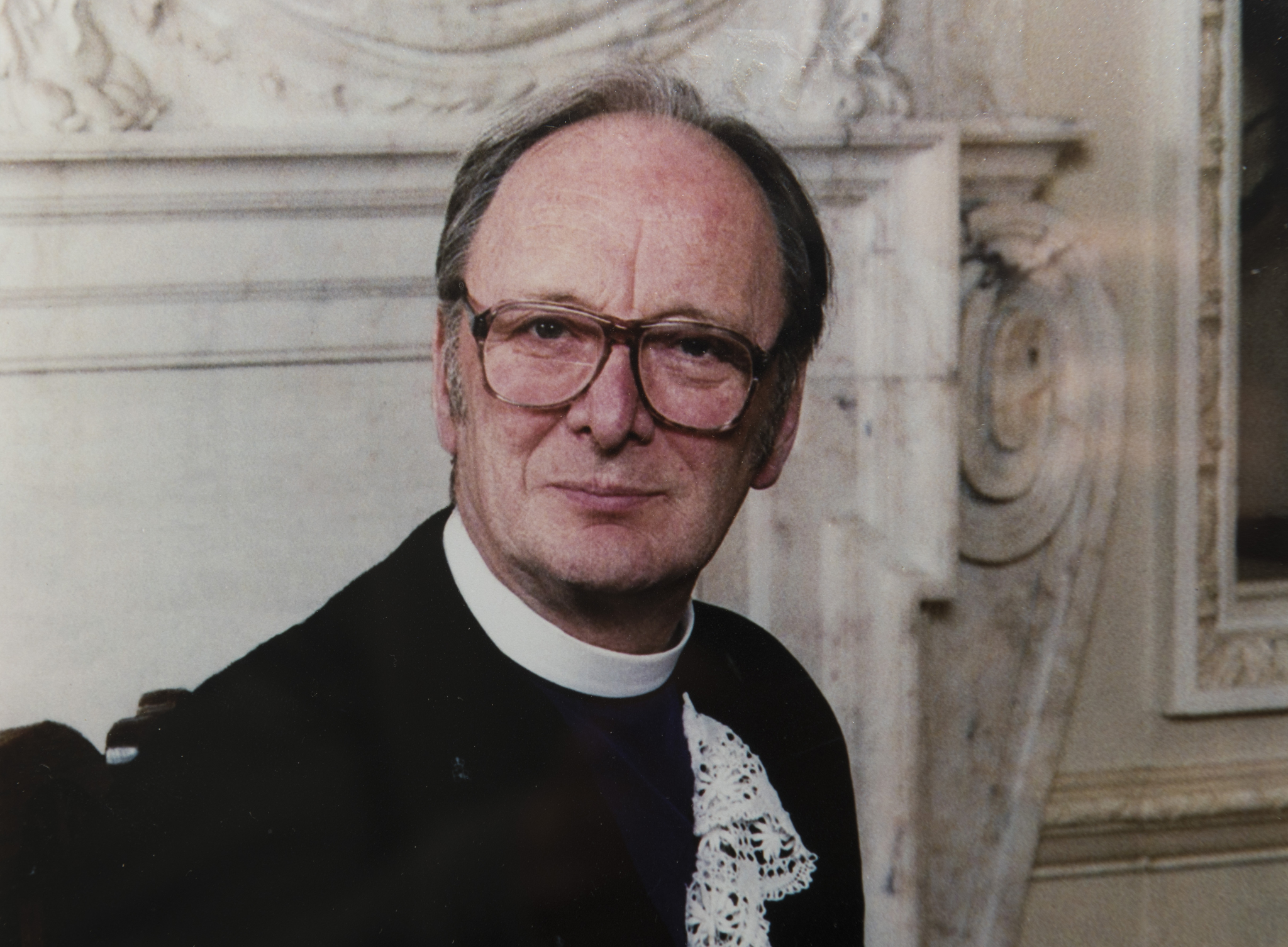 The late Very Rev James Weatherhead.