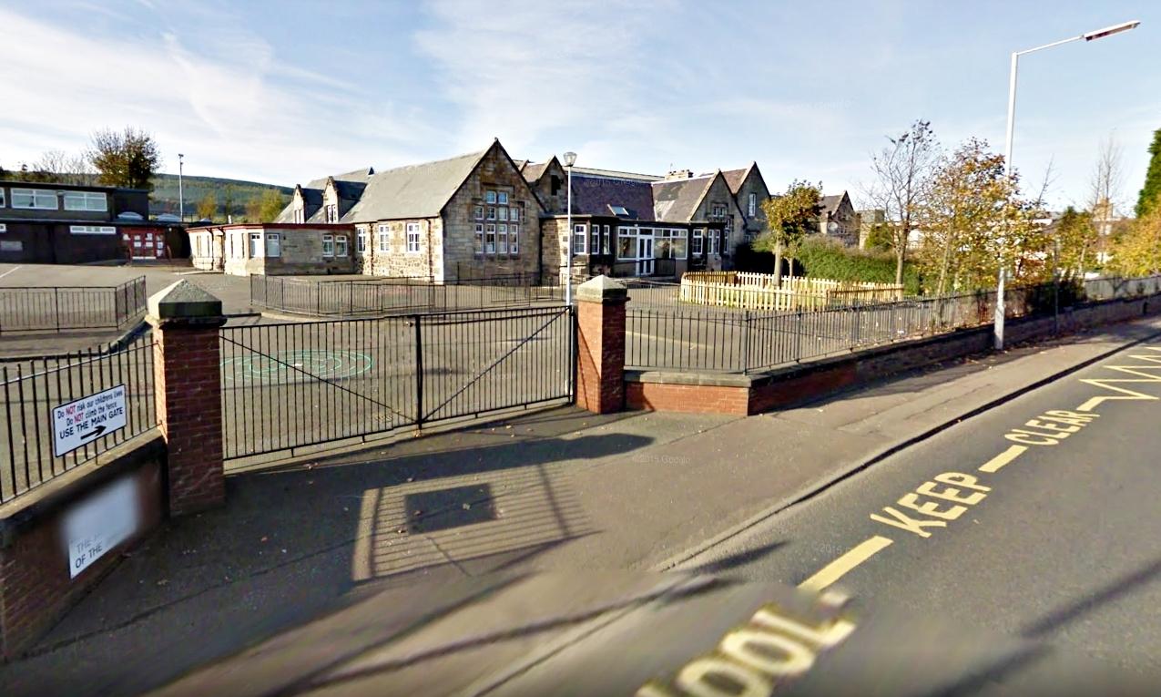 Benarty Primary School.