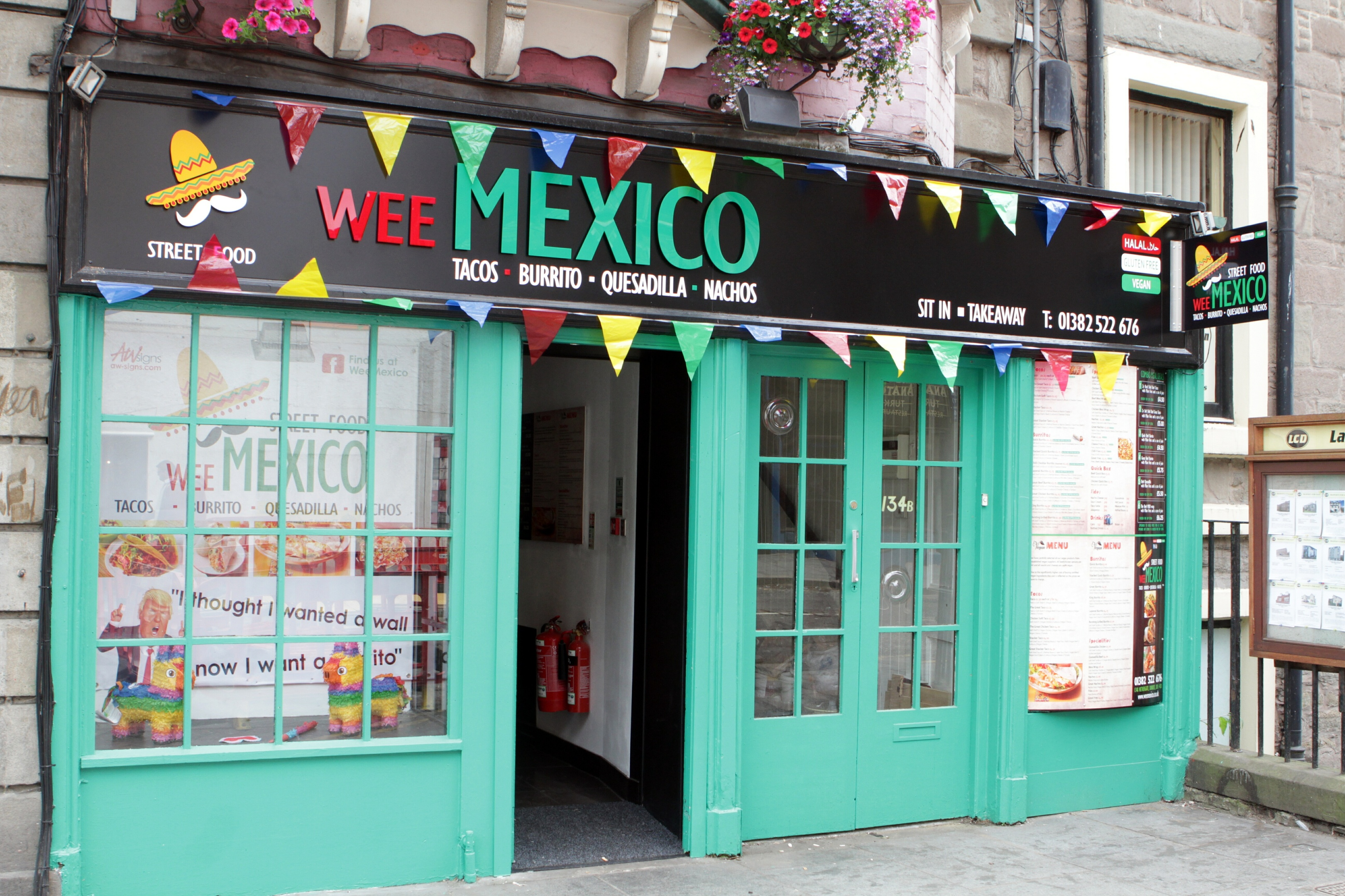 The Wee Mexico restaurant