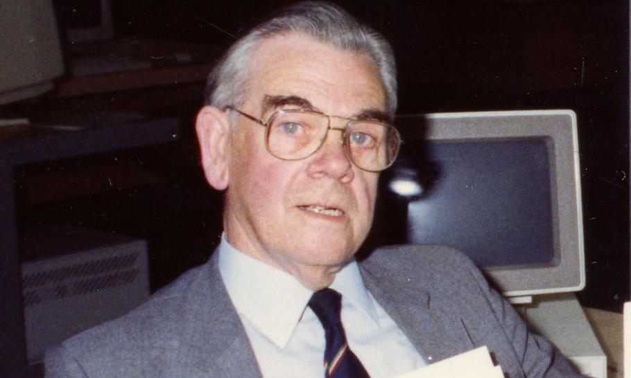 Ian Wheeler.