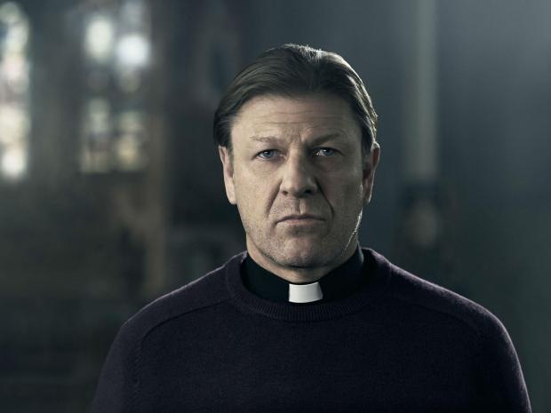 Sean Bean in Broken.