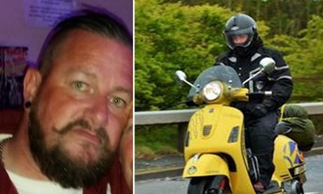 The family of Stuart Bousie have paid tribute to him.