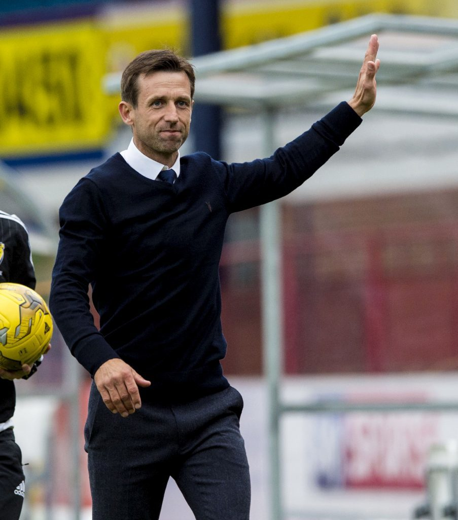 Will Neil McCann be waving goodbye?