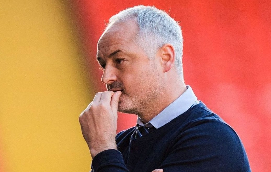 Ray McKinnon couldn't get Dundee United back to the Premiership.