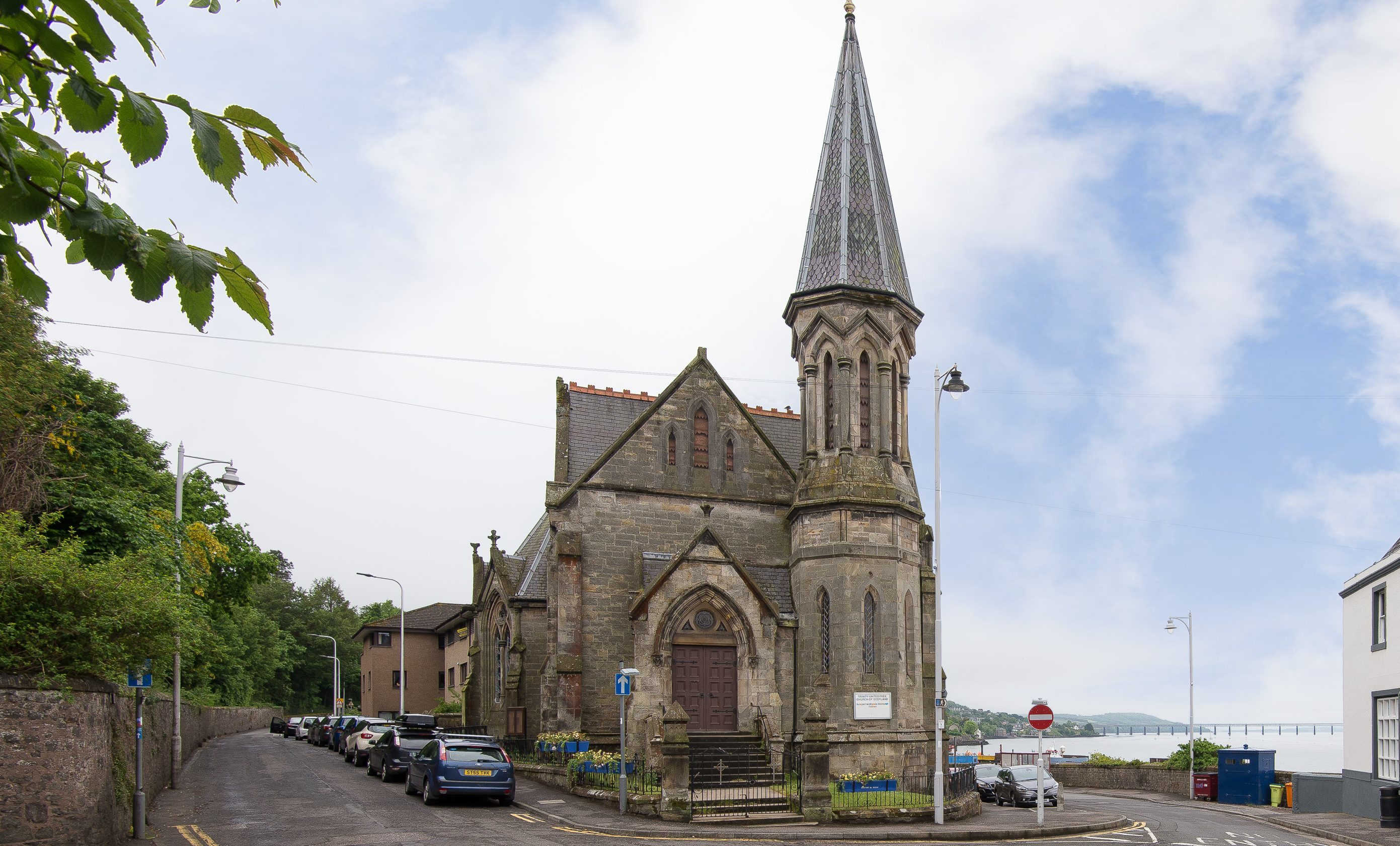 The church was built it 1881.