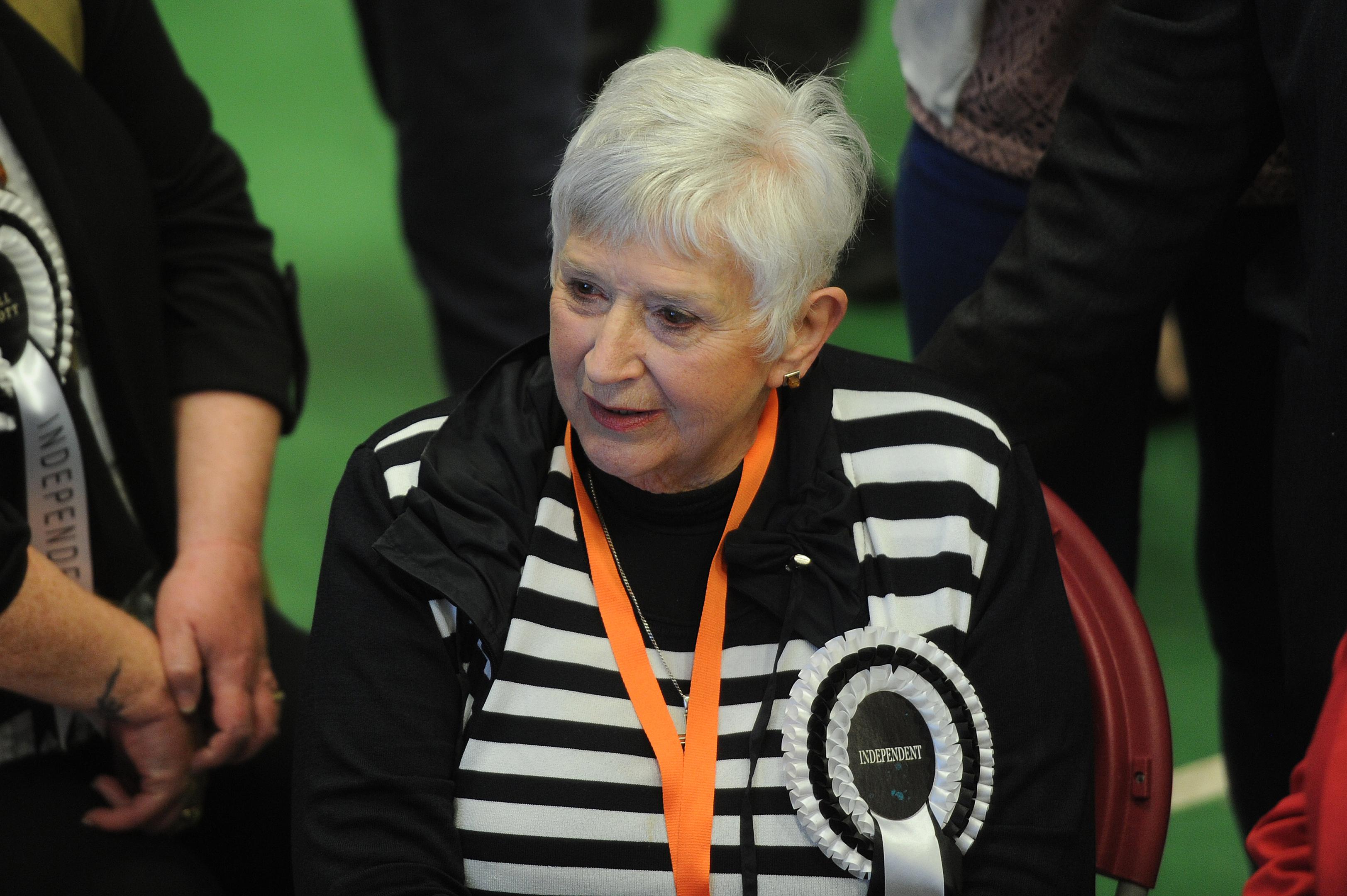 Ruth Leslie Melville.