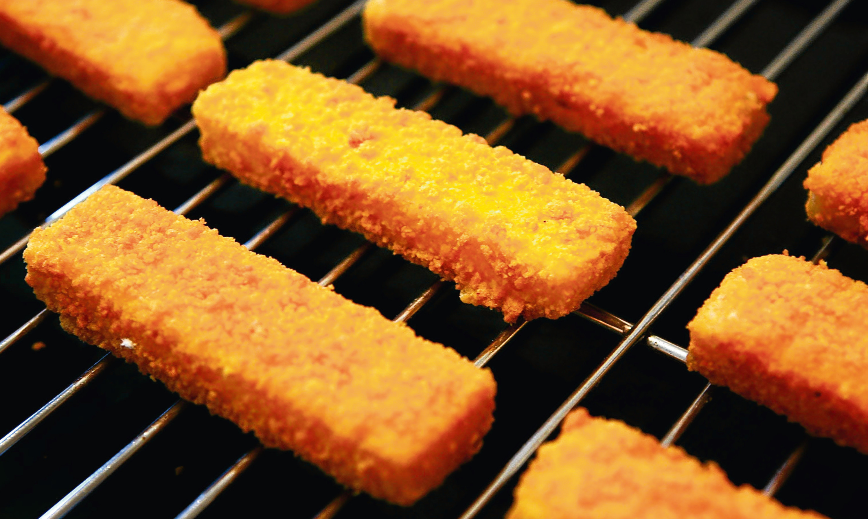 """Never underestimate the delicious satisfaction of a fish finger """"sangwidge"""", Lucy says."""