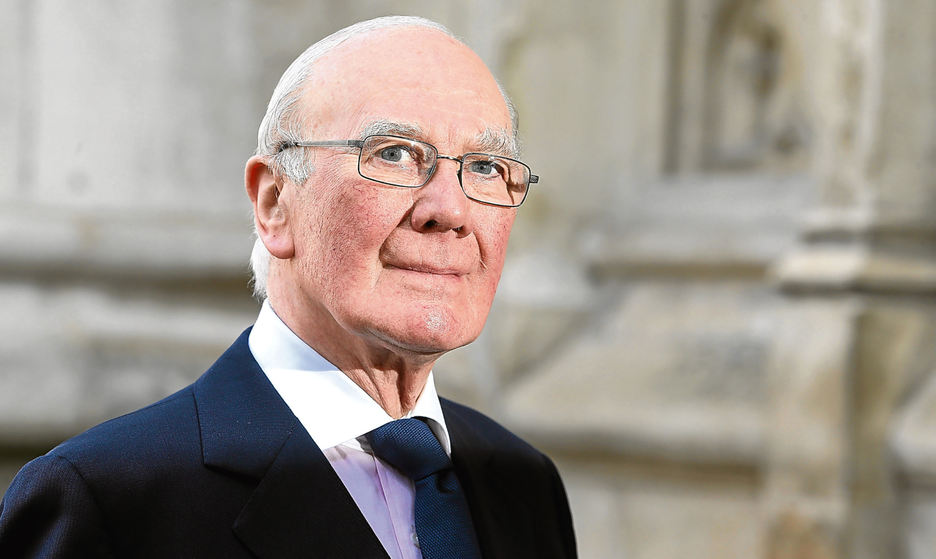 Former north-east Fife MP Menzies Campbell, now Lord Campbell of Pittenweem.