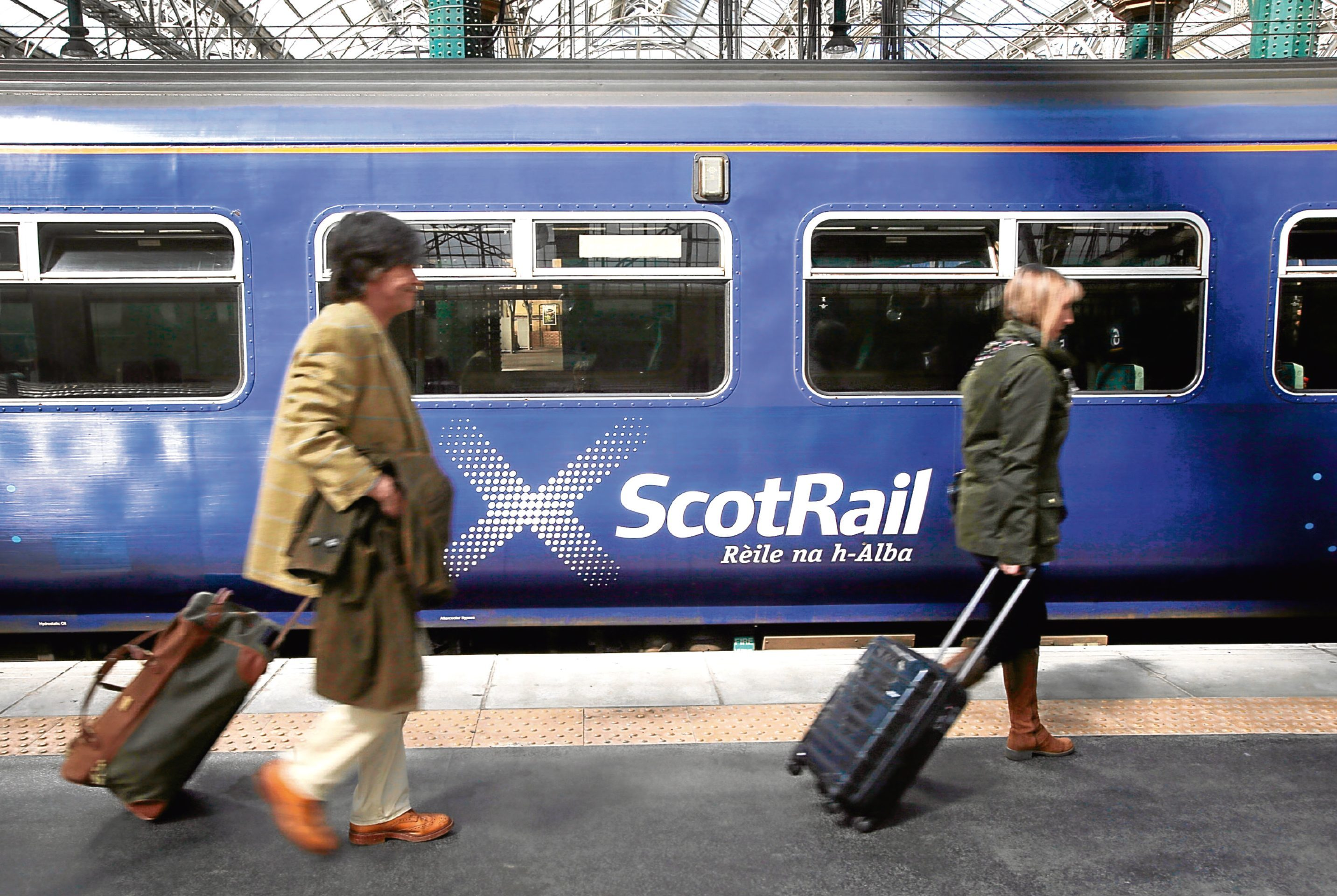 ScotRail has apologised again for the standard of its service.