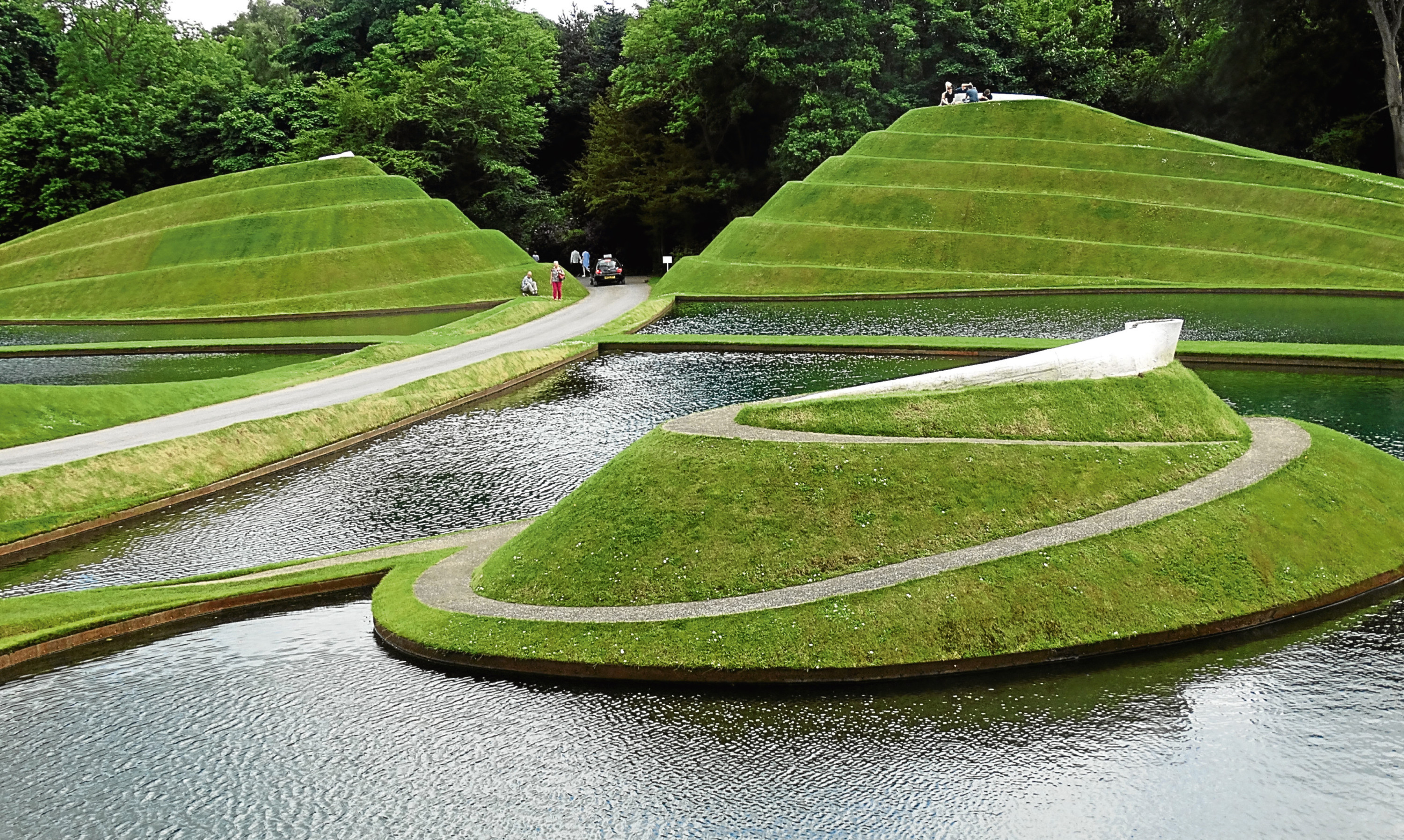 Jupiter Artland in Peebles.