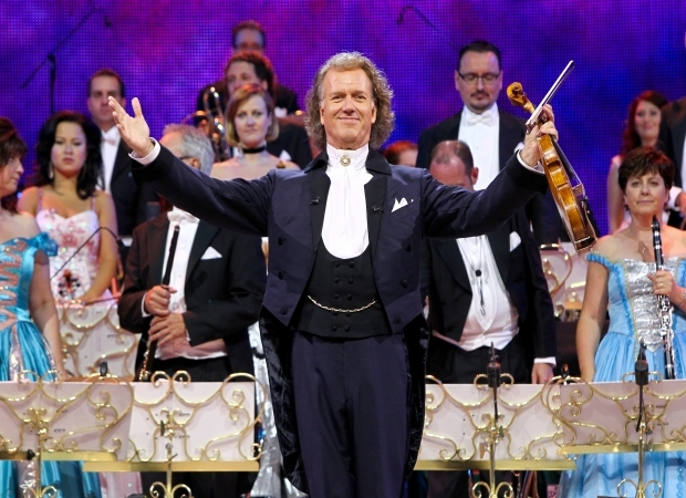 Andre Rieu Live in Glasgow