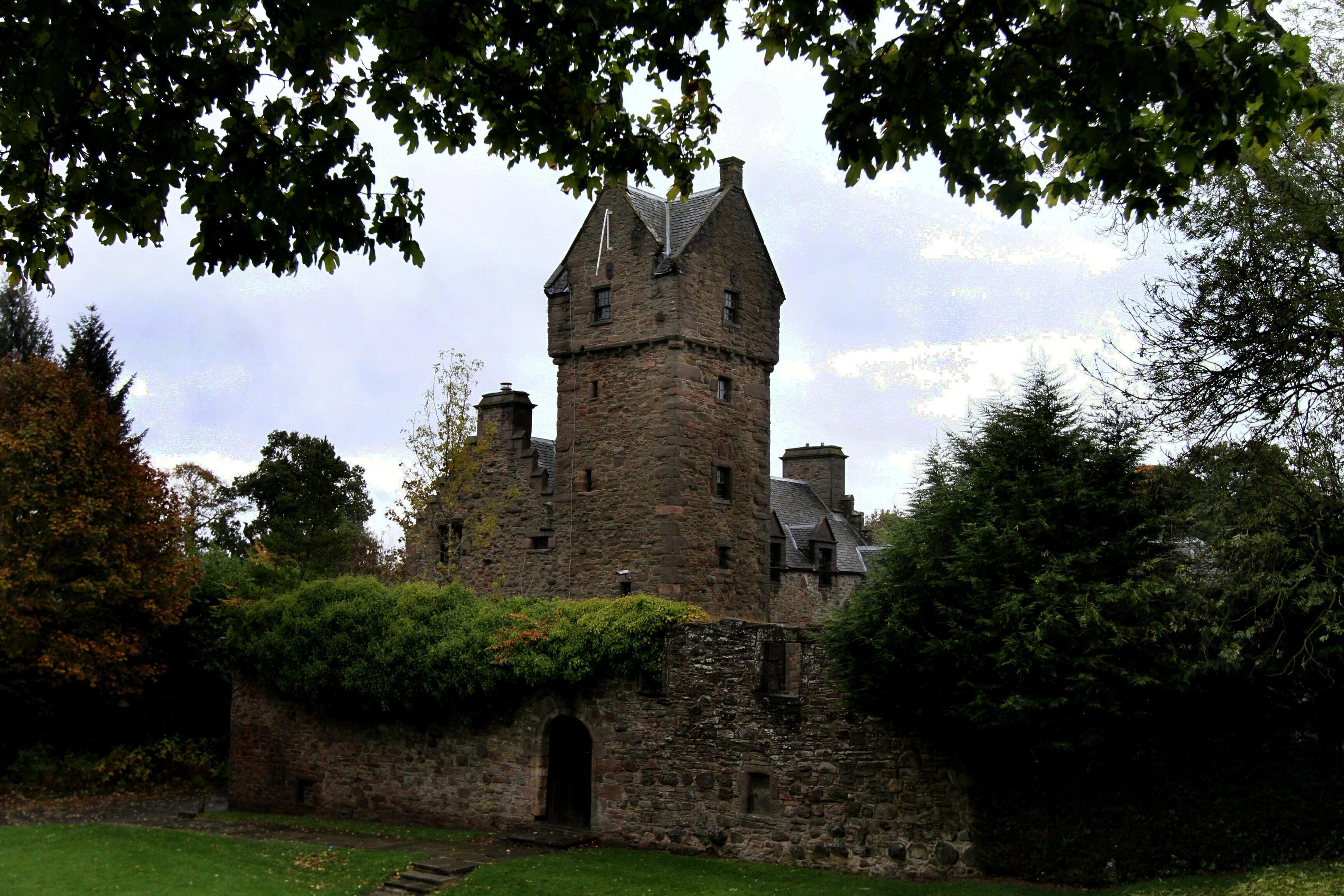 Mains Castle.