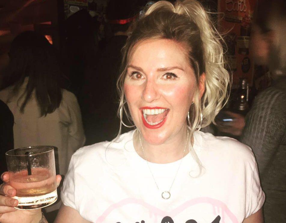 Dundee Gin Festival organiser Carrie Shannon.
