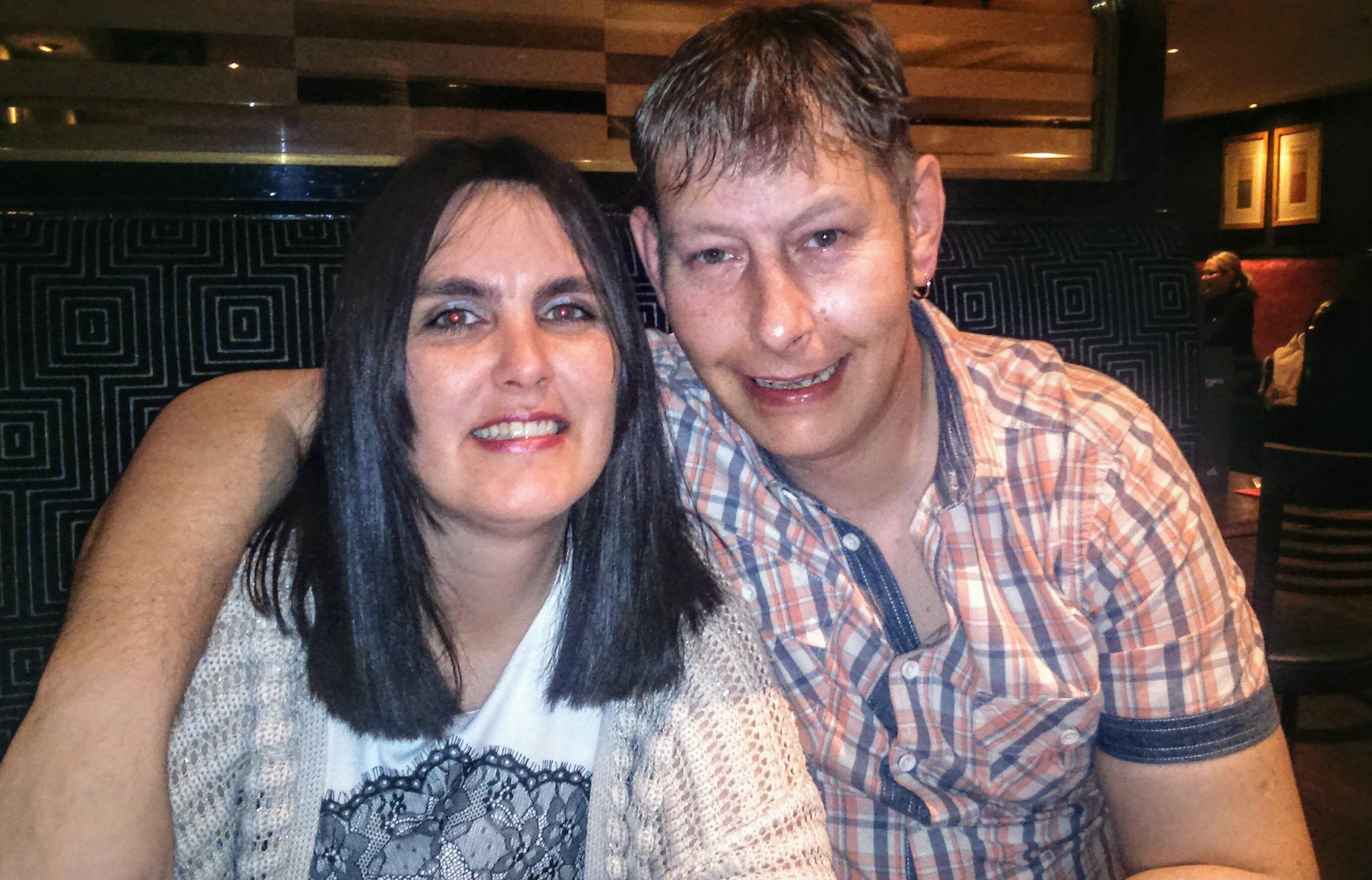 Mr and Mrs Mackenzie.