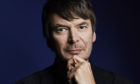 Rebus creator Ian Rankin.