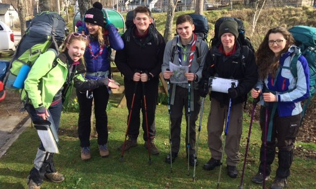 8th Fife St Andrews Explorer Scouts will pay tribute to Manchester bomb attack victim Eilidh MacLeod on their Outer Hebrides island hop