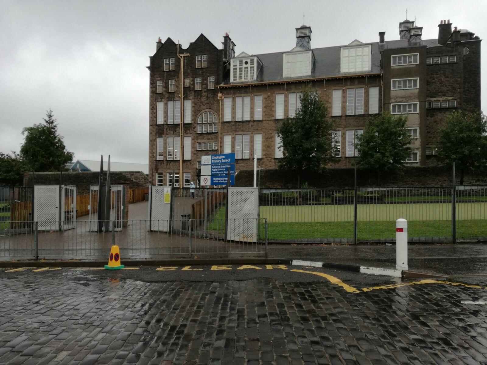 Clepington Primary School.