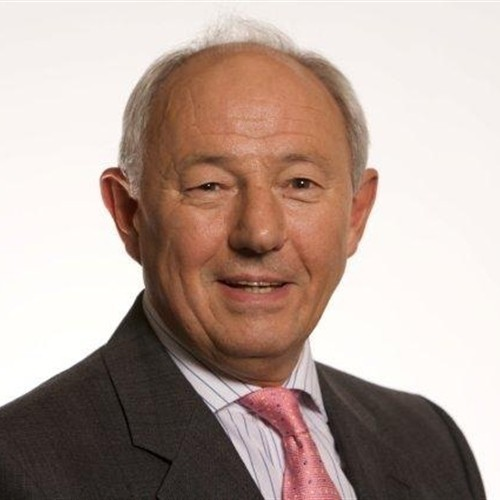 John Whitehead, outgoing chairman of Food From Fife