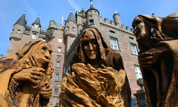 Glamis Castle has a Macbeth trail which visitors to the gardens will be able to enjoy.